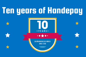Ten Years of Handepay Revolutionising the Card Payments Market