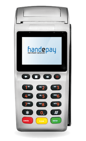 Accepting payments with a mobile card machine